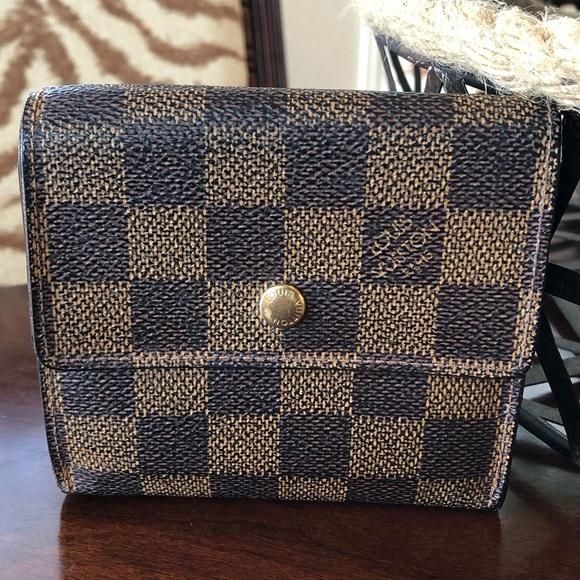 7db74d81e790 Louis Vuitton Handbags - Louis Vuitton Portefeuille Elise Trifold wallet